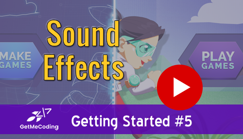 Getmecoding Gamefroot Add A Sound Effect