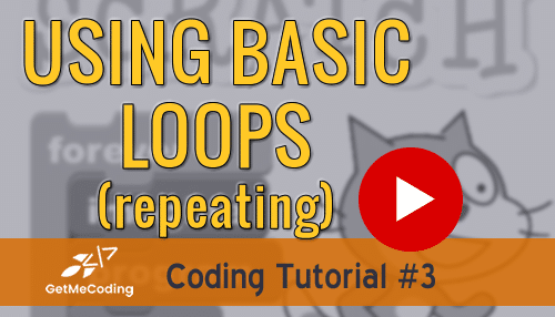 Scratch Using Basic Loops
