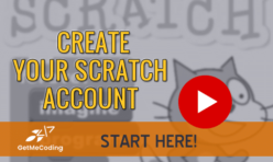 Scratch - Getting Started Account Creation