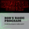 Stranger Things Bob's BASIC Program