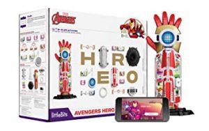 GetMeCoding LittleBits Marvel