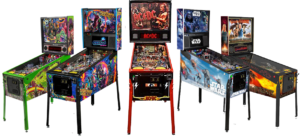 GetMeCoding.com Pinball Machines