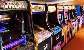 GetMeCoding.com Video Game Arcade