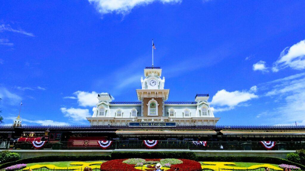 GetMeCoding Magic Kingdom Railroad