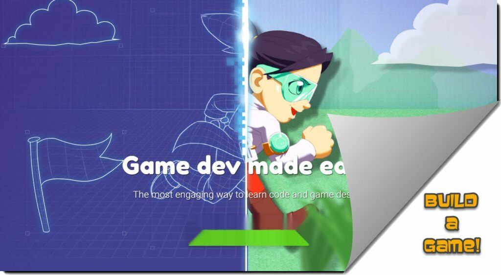 GetMeCoding Build a Game with Gamefroot
