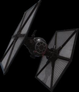 Star Wars Tie Fighter - GetMeCoding.com