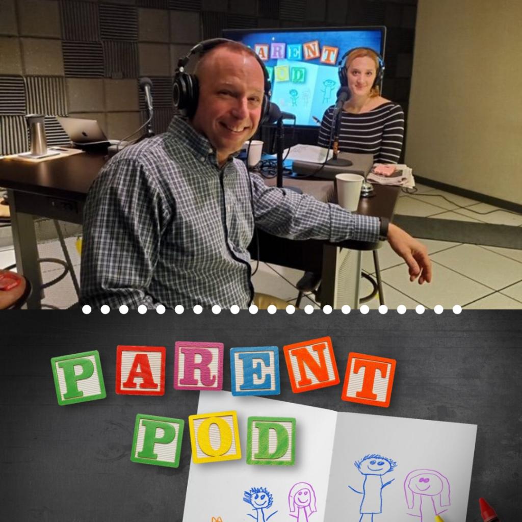 Parent Pod Podcast Inteview