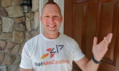 Photo of Mr. Fred creator of GetMeCoding.com