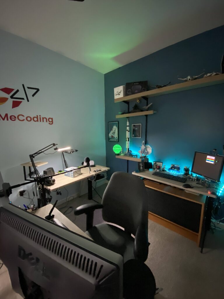 GetMeCoding Office Made Over Full Look